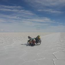 Après 16 mois et plus de 20'000 km, Safia est actuellement à ...