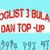 Pencarian Bloglist 3 Bulan Blog Sararose