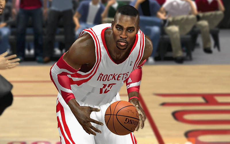 Houston Rockets DH12 Update NBA2K