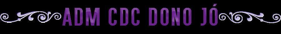 Adm/cdc/dono Jó