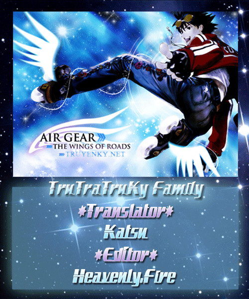 Air Gear Chap 120