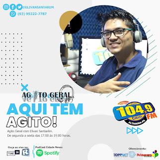 AGITO GERAL NA CIDADE FM