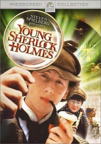 Young Sherlock Holmes 1985 Dual Audio HDRip 480p 300mb