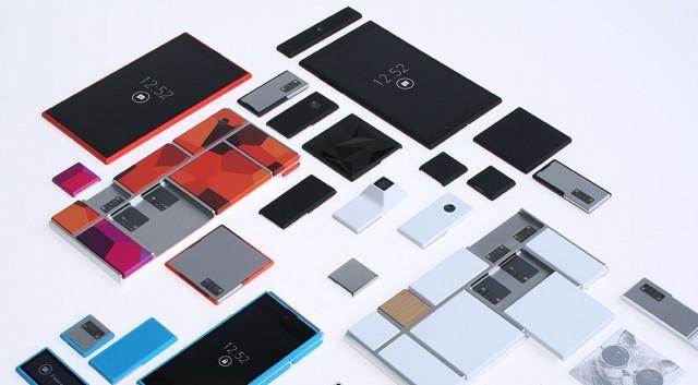 smartphone modulares