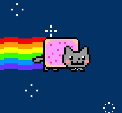 Nyan Cat Version Minecraft Musique