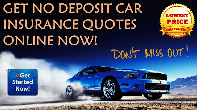 cheapest no deposit car insurance for young drivers