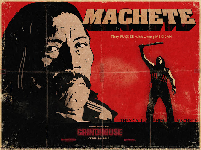 Machete por redfill