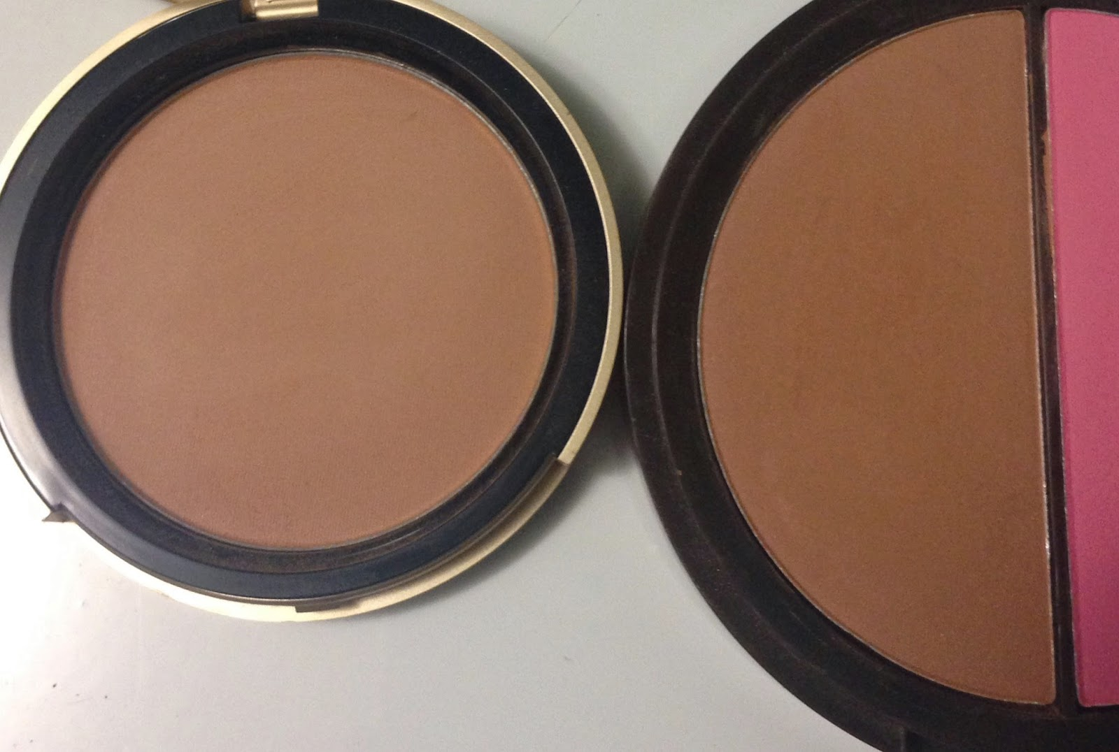 Lysh: Too Faced Milk Chocolate Soleil VS Tarte Park Ave Princess