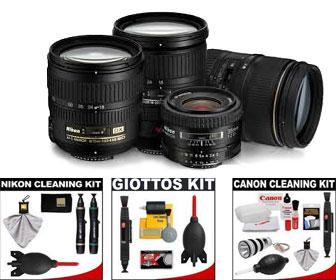 Alat Pembersih Lensa Kamera