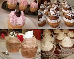 Cupcakes/muffins/briose
