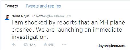 Ya Allah.. MH17