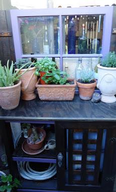 Love all the herbs.  Enjoy Cyndi!