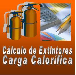 Cálculo de extintores.