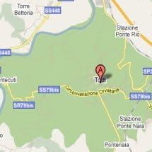 Mappa di Todi