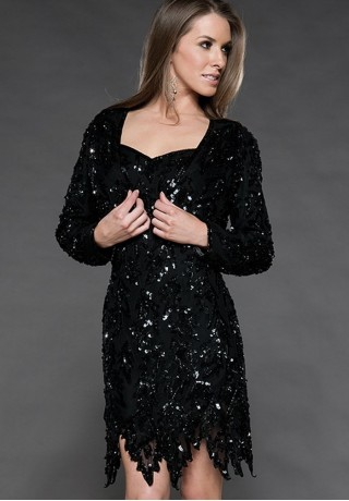 sequin-sweetheart-sheath-short-mother-of-the-bride-dress-with-matching-jacket