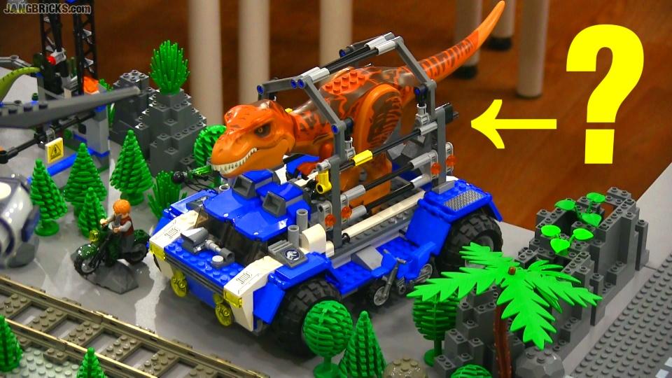 Lego Jurassic World Sets Vs Movie How D They Do