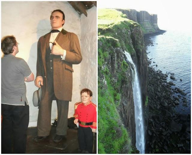 Giant Angus MacAskill Museum - Kilt Rock