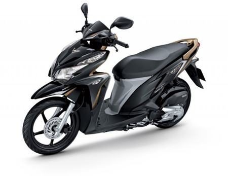 2013 Honda Click 125i Review