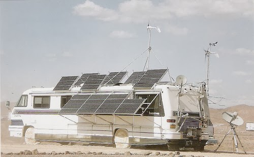 rv portable solar panels
