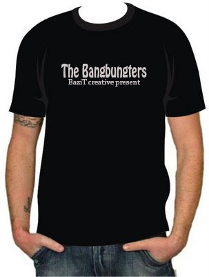 Kaos Bangbungters Original Bazit Creative Present