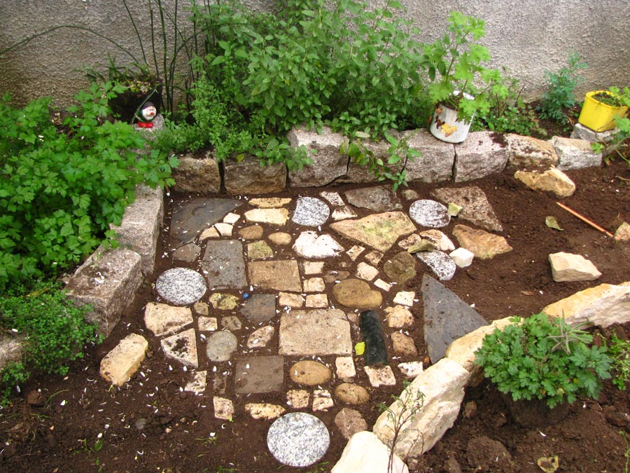 meu quintal meu jardim : meu quintal meu jardim:pedreira