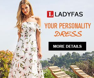 Ladyfas Au Sexy Bodycon Summer Dresses 2019