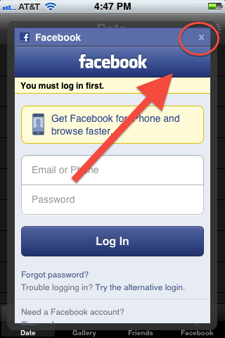 how to read facebook messages without seen on iphone