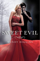 book cover of Sweet Evil by Wendy Higgins