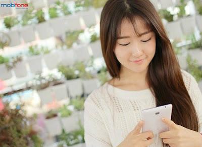 Nạp tiển trực tuyến ngày 4/12 với ưu đãi 50% Mobifone