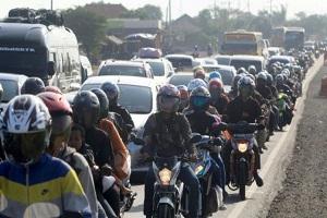 Indonesia di Banjiri Motor Buatan Asing