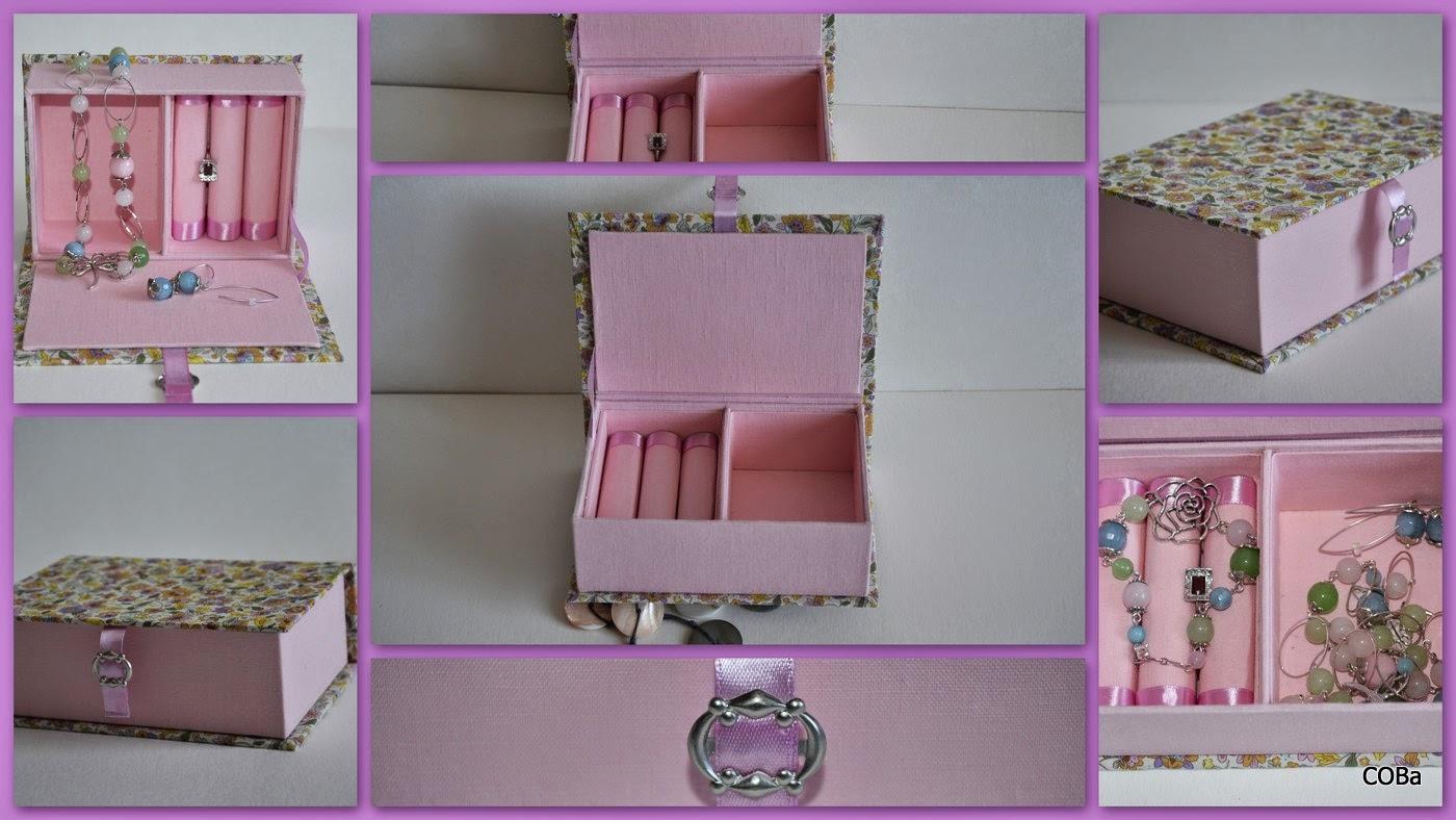Как сделать шкатулку из коробков 303