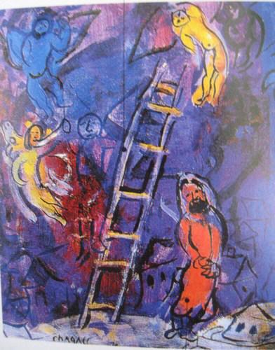 Studiebol: Kabbala, de Joodse Mystiek, Franjo Terhart, 2008 Chagallbijbel