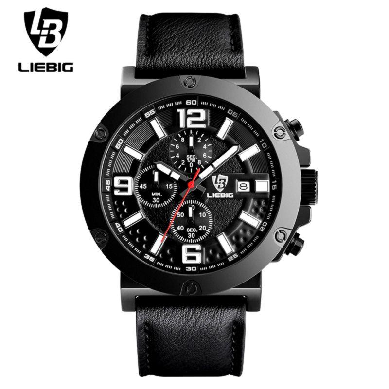 cuarzo reloj de pulsera impermeable relojes deportivos relogio masculino evaluar su precio barato con mejor precio tienda en lnea