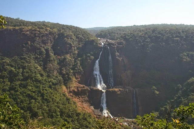 Barehipani Falls - one amongst the higher waterfalls in India