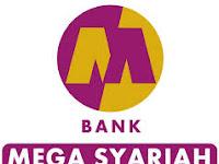 LOWONGAN KERJA TERBARU BANK MEGA SYARIAH HINGGA 04 NOVEMBER 2015