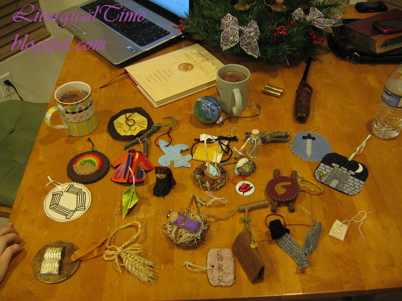 Jesse Tree Ornament Patterns Jesse tree ornament swap (for