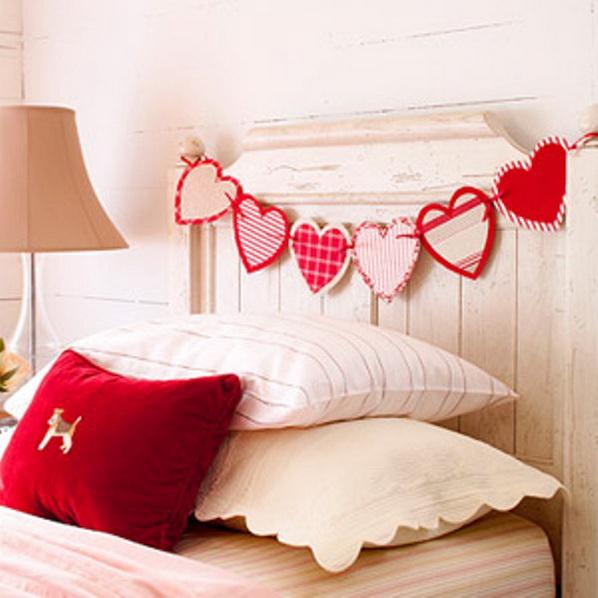 D corations romantiques de la chambre et ensembles de for Chambre et literie