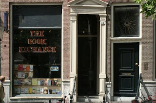 the book exchange amsterdam