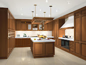 #2 Wood Kitchen Cabinets Ideas