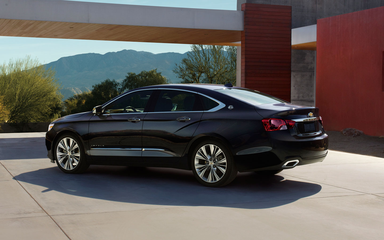 Luxury cars and watches boxfox1 chevrolet impala emblem design chevrolet impala 2013 back buycottarizona Images