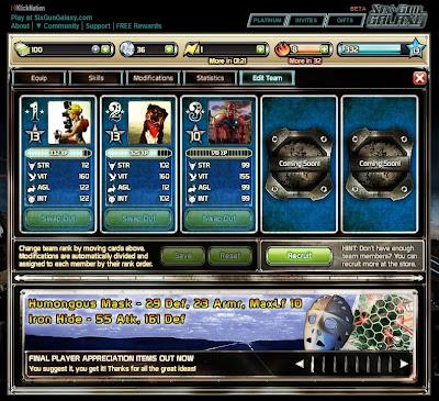 Six Gun Galaxy - Edit Team