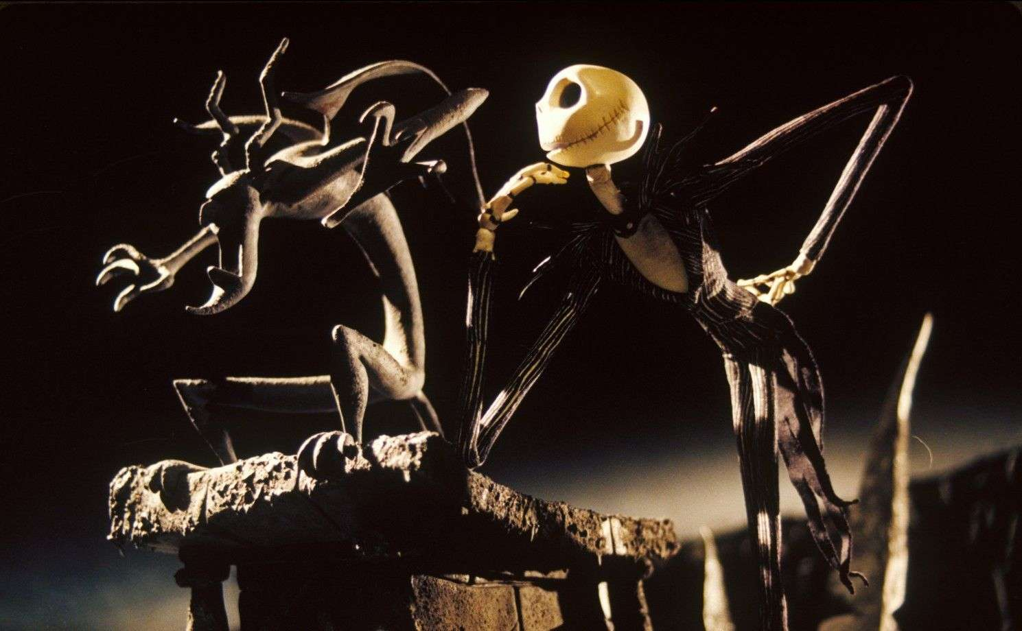 The nightmare before christmas desney pictures