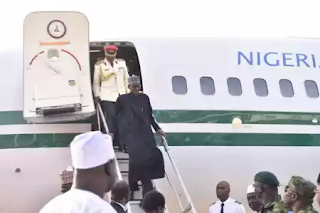 BREAKING NEWS!! President Buhari To Return To Nigeria Today