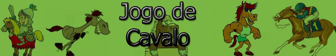 JOGO DE CAVALO