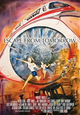 Mousey Movie Preview - Escape from Tomorrow