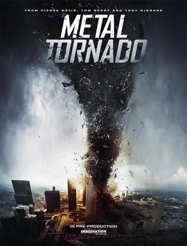 Ver Metal tornado (2011) Online