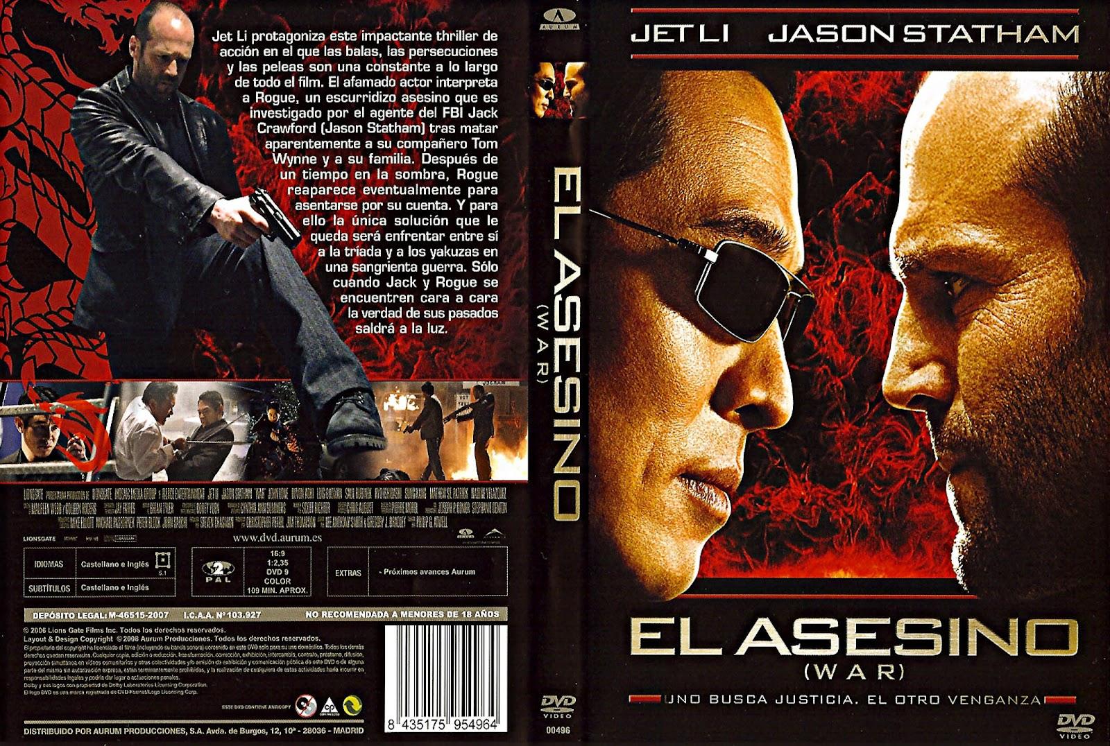 El Asesino (2007) [Dvdrip Latino] [Zippyshare]