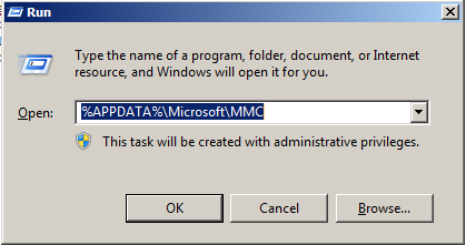 MMC cannot open the file C:\WINDOWS\system32\gpmc.msc