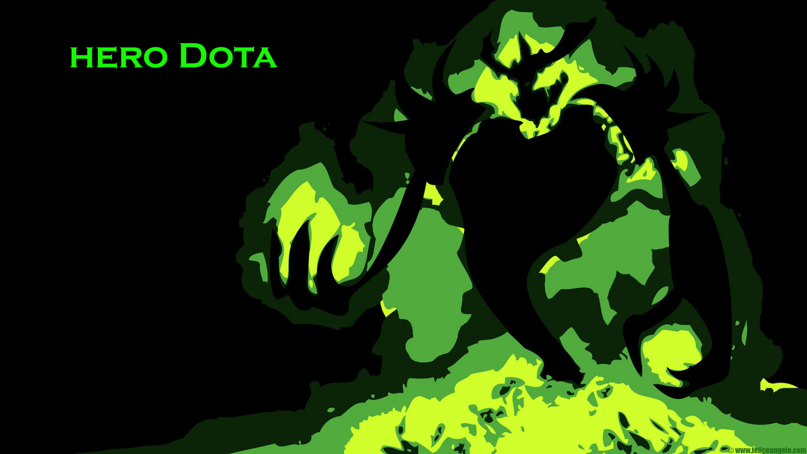 Hero Dota Nevermore