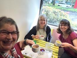 2019, Stash Tea Flight-at the Stash Retail Store, Tigard OR